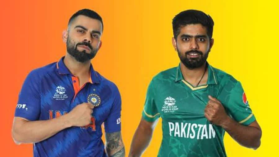 टी-२० विश्वकप : भारत र पाकिस्तानबीचको भिडन्त आज