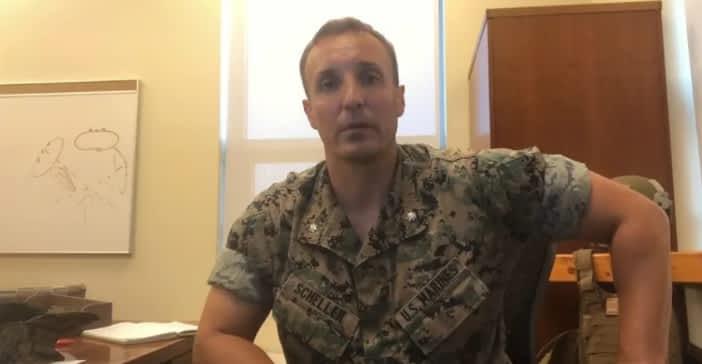 काबुल विस्फोटपछि अमेरिकी सैनिकको भिडियोः हामीबाट केही गल्ति भयो